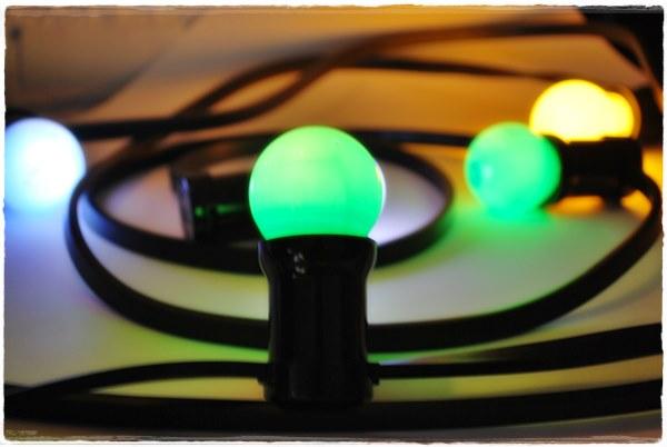 guirnalda de feria exterior casquillo E27 – Iluminoteca - photo#20